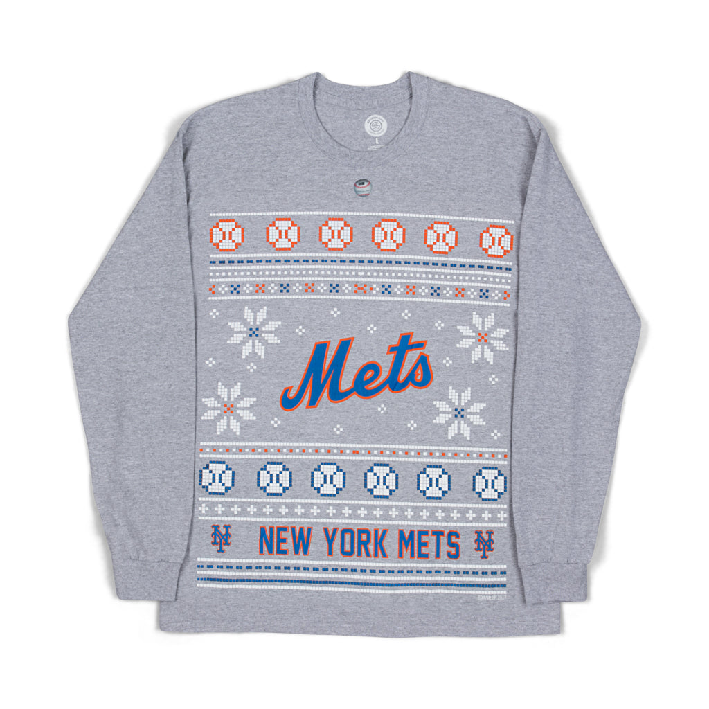 New York Mets Ugly Sweater Shirt