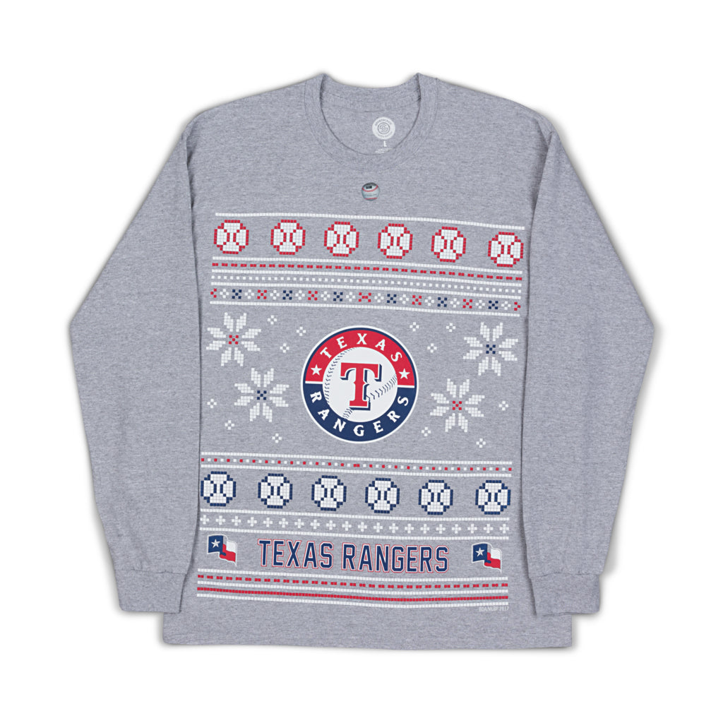 Texas Rangers Ugly Sweater Shirt
