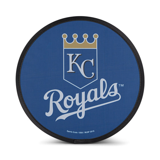 Kansas City Royals Frisbee Flyer Disk