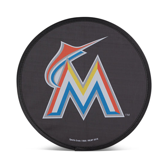 Miami Marlins Frisbee Flyer Disk