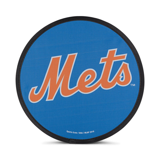 New York Mets Frisbee Flyer Disk