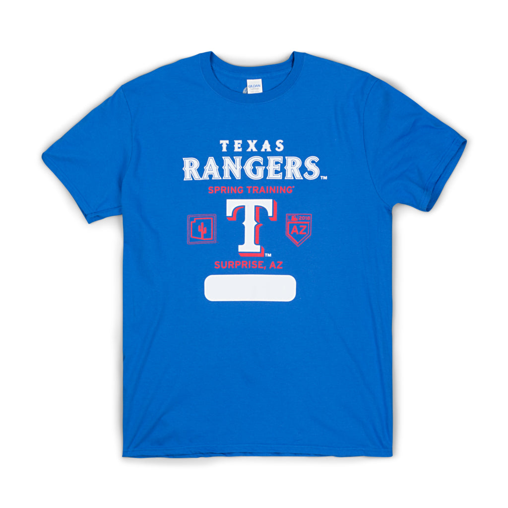 Texas Rangers Spring Training T-Shirt