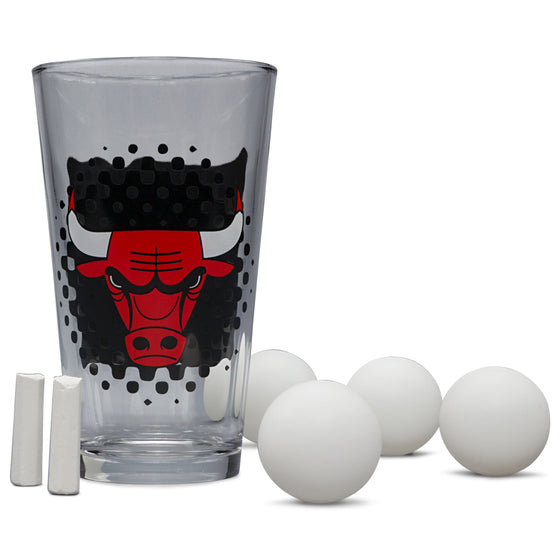 Chicago Bulls Team Drink/Pong Game