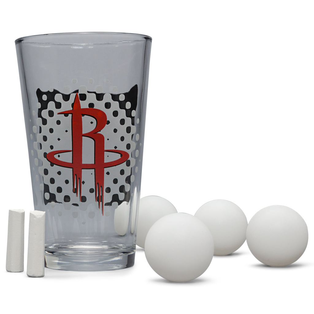 Houston Rockets Team Drink/Pong Game