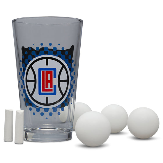L.A. Clippers Team Drink/Pong Game