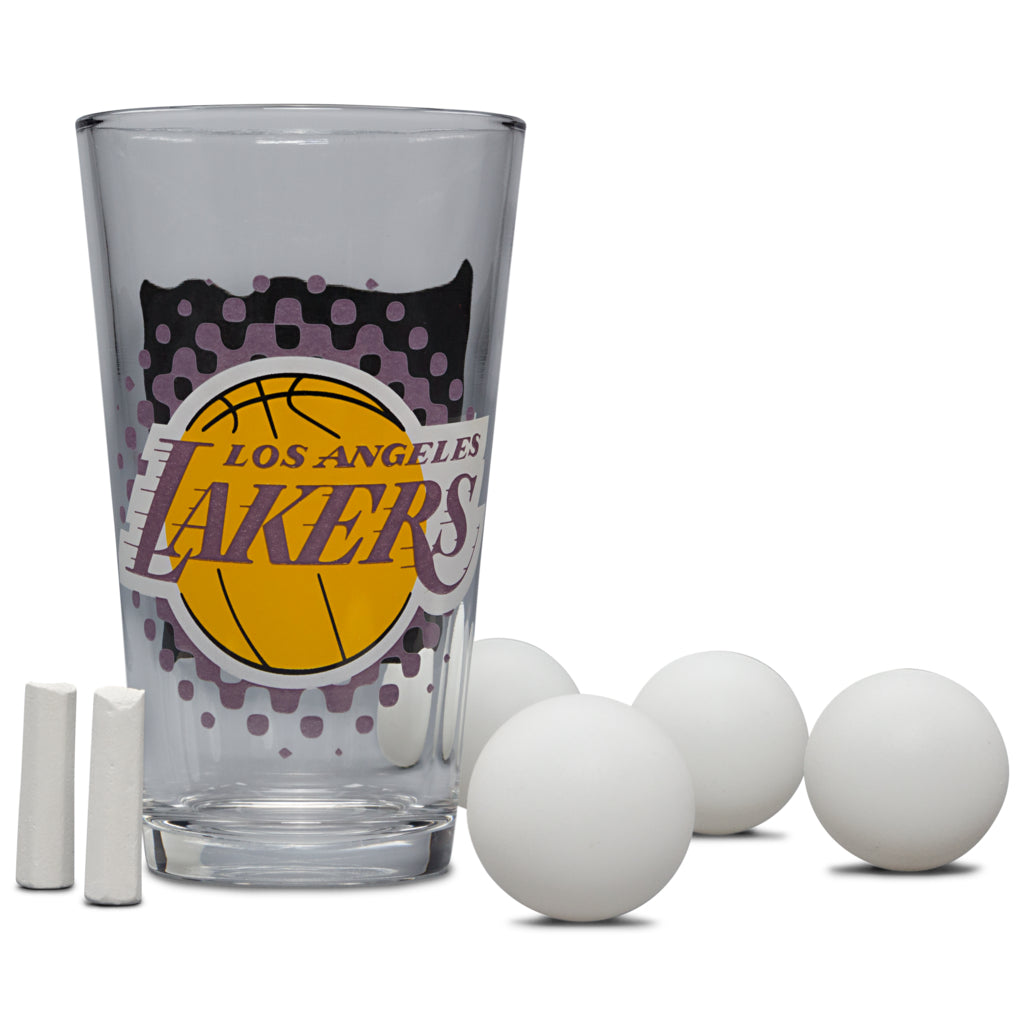 L.A. Lakers Team Drink/Pong Game