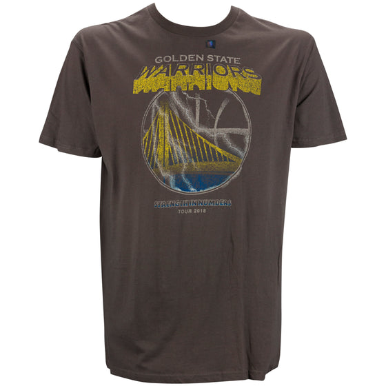 Golden State Warriors Season Tour T-Shirt