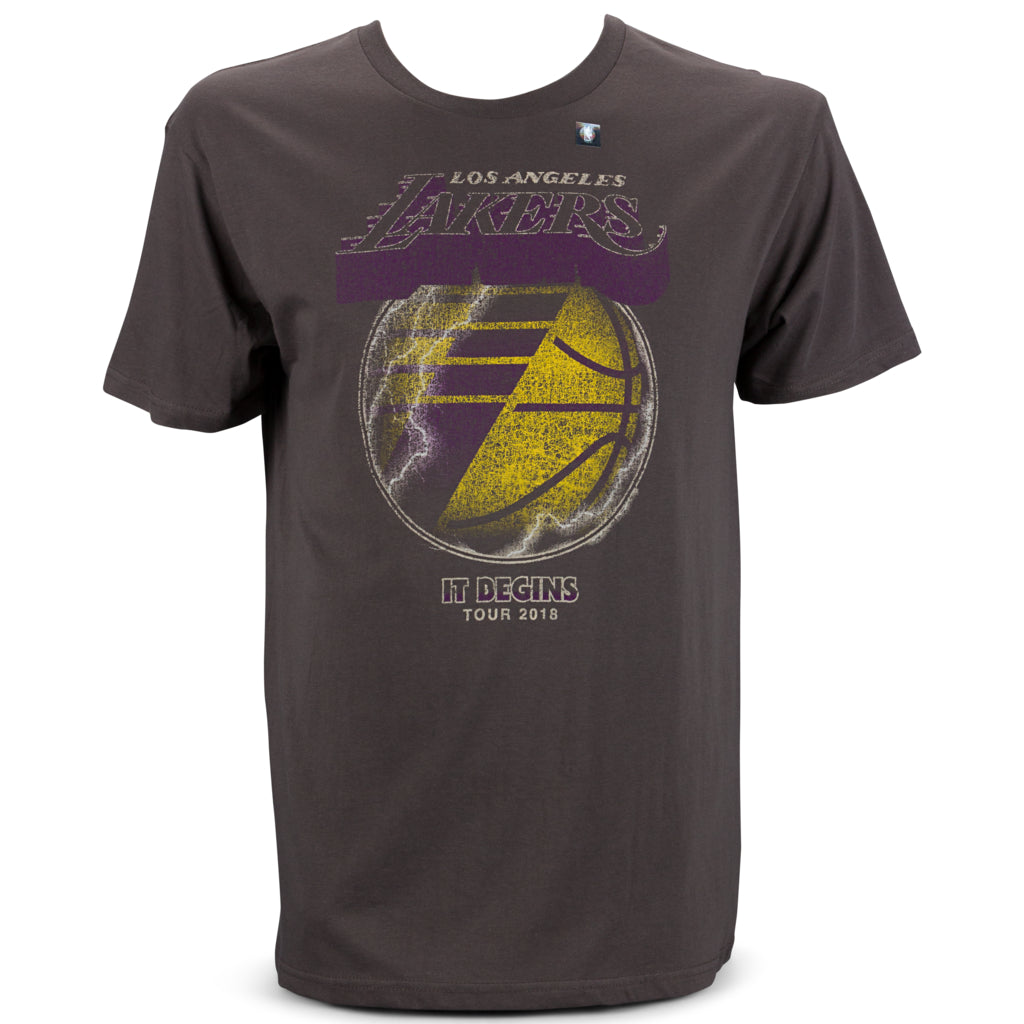 L.A. Lakers Season Tour T-Shirt