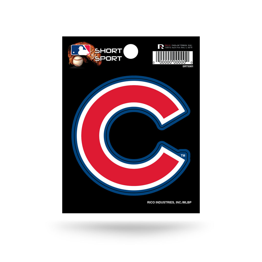 Chicago Cubs Logo Sticker