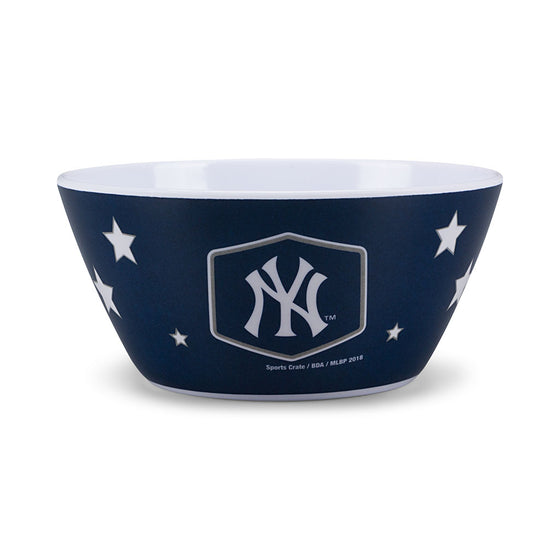 New York Yankees Cereal Bowl