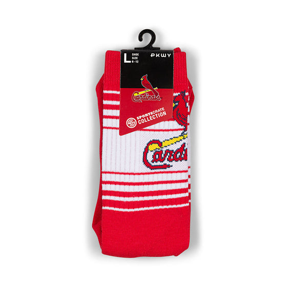 St. Louis Cardinals PKWY Socks
