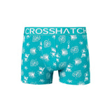 Hovland Boxers 3pk Tropical Green