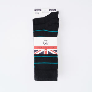 Anderson Socks - Assorted 3pk