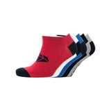 Allgem Trainer Socks 5pk - Assorted