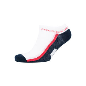 Biscoe Trainer Socks 3pk - Assorted