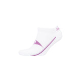 Ladies Stroley Trainer Socks 3pk - White
