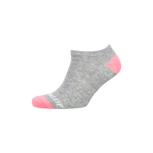 Ladies Korallion Trainer Socks 5pk - Assorted