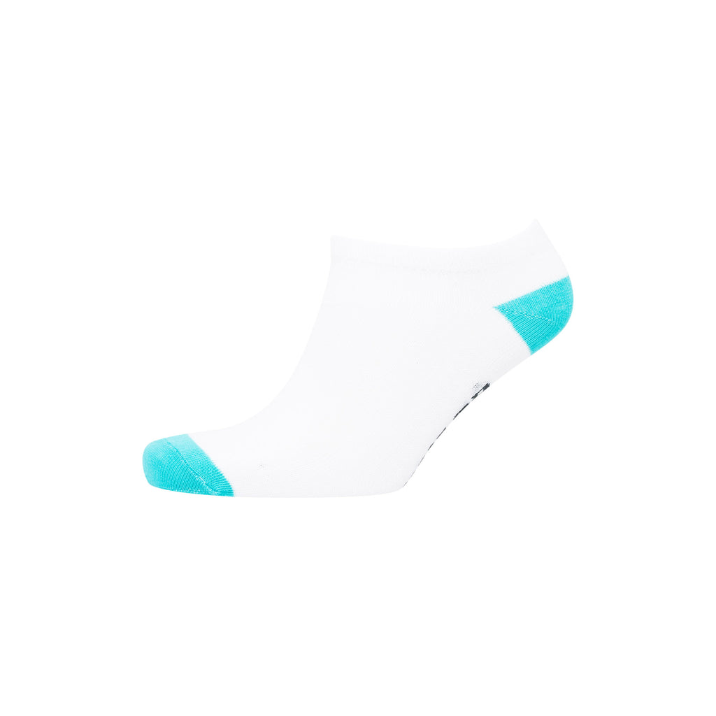 Ladies Coralis Trainer Socks 5pk - Assorted