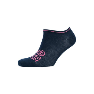 Ladies Flossie Trainer Socks 5pk - Assorted
