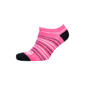 Ladies Rubesco Trainer Socks 3pk - Assorted