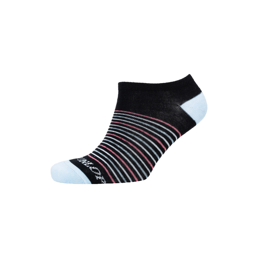 Ladies Napoline Trainer Socks 3pk - Assorted