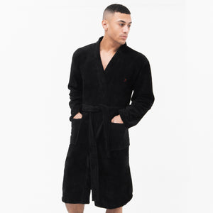 Dawn Robe - Black