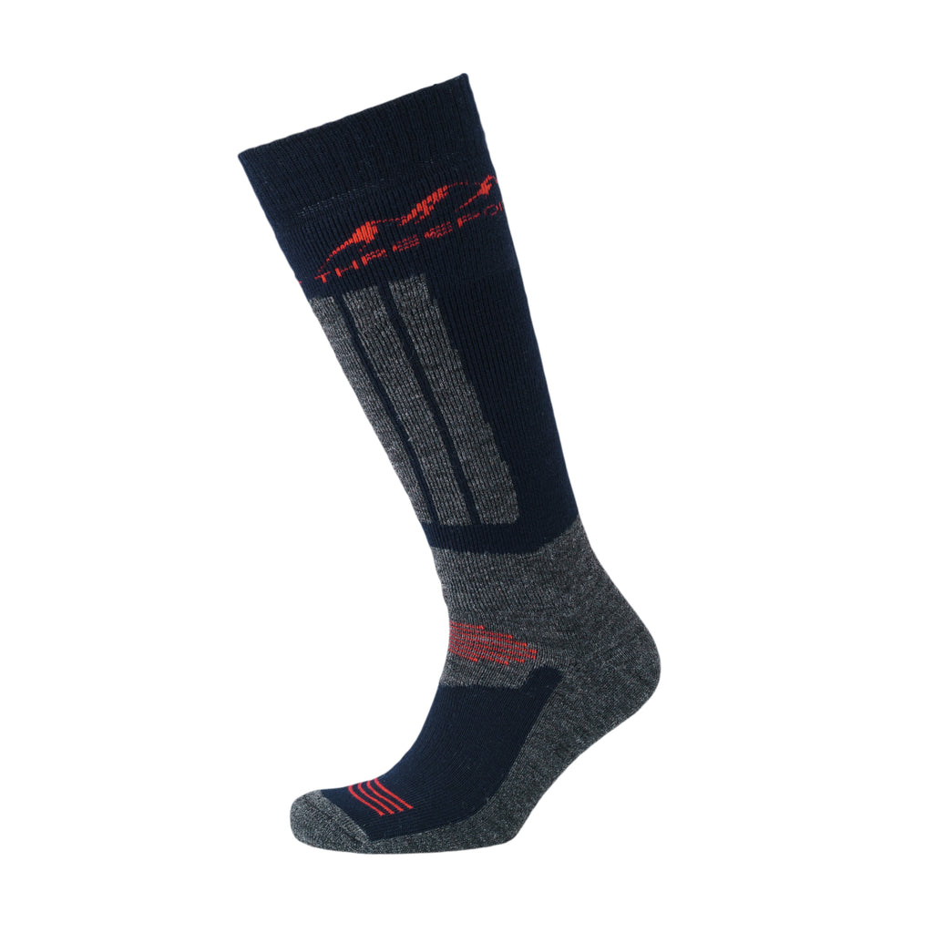 Wolds Socks 2pk - Navy