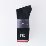 Bexley Socks 7pk - Black