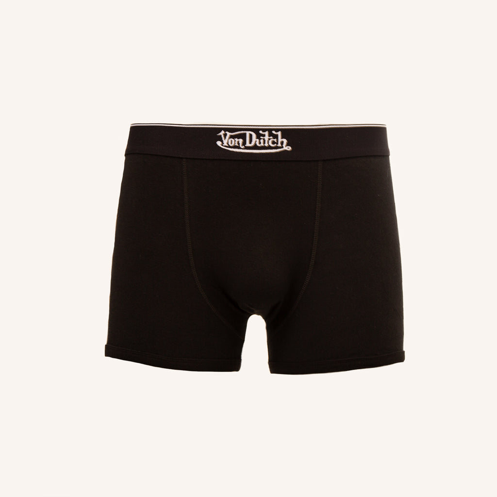 Von Dutch Convoy Boxers 3pk - Black