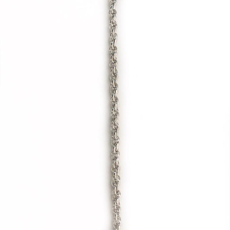 Very Small Silver Rope Chain by the Inch - Chains by Design