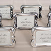 Imperial Silver Place Card Frame