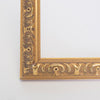 Vienna Ornate Wooden Table Number Frame - Gold