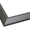 Metropolitan Matte Black Directional Sign Frame
