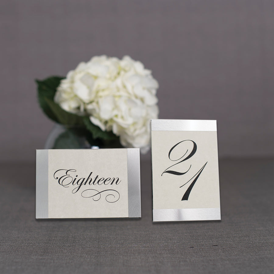 4bad6d8656b6 Table Number Frames - Hospitality Frames