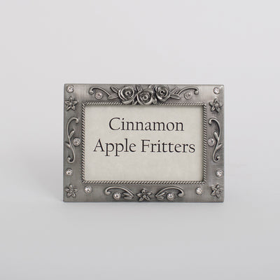 "Scarborough Pewter 2""x3"" Buffet Sign Frame"