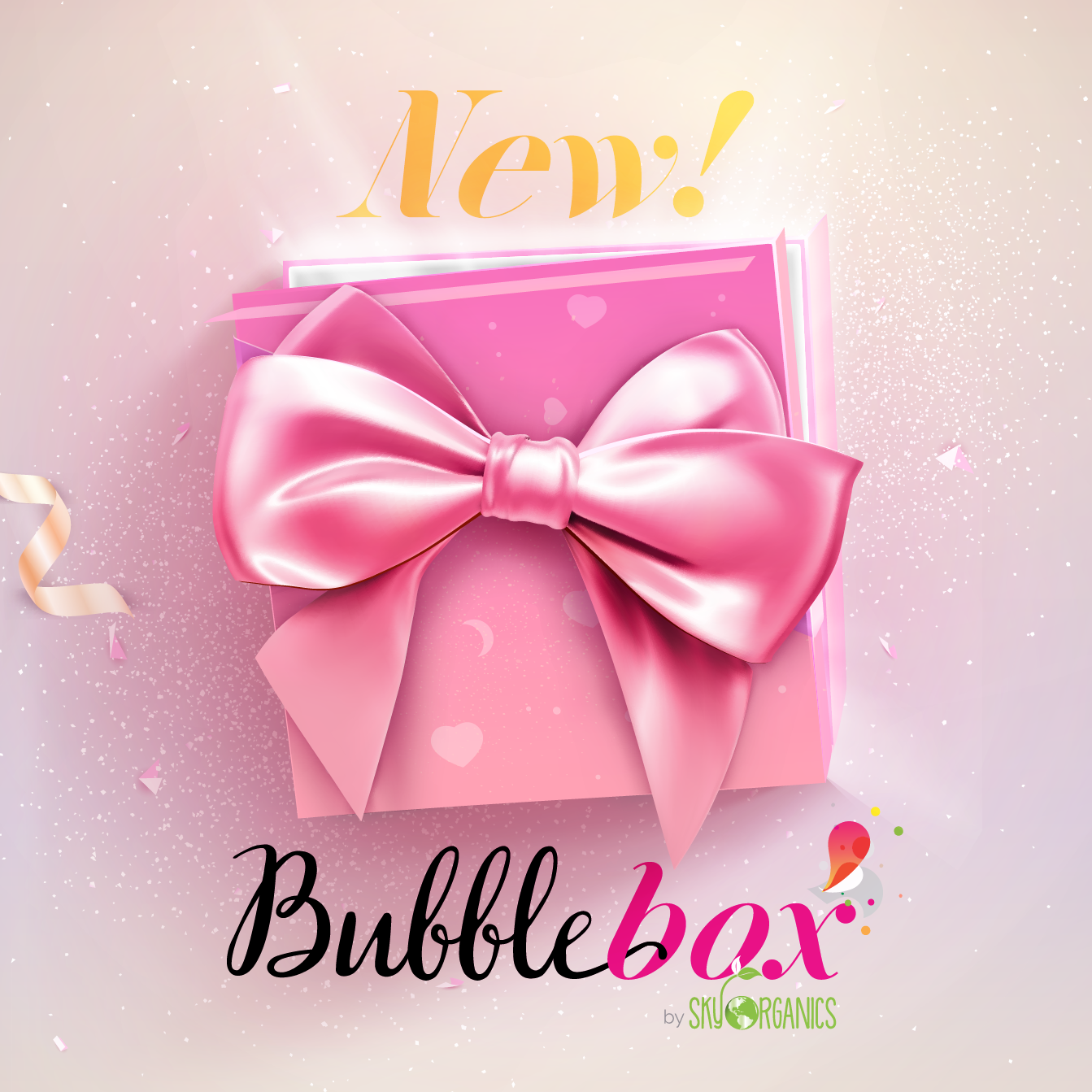 Bubble Box Subscription