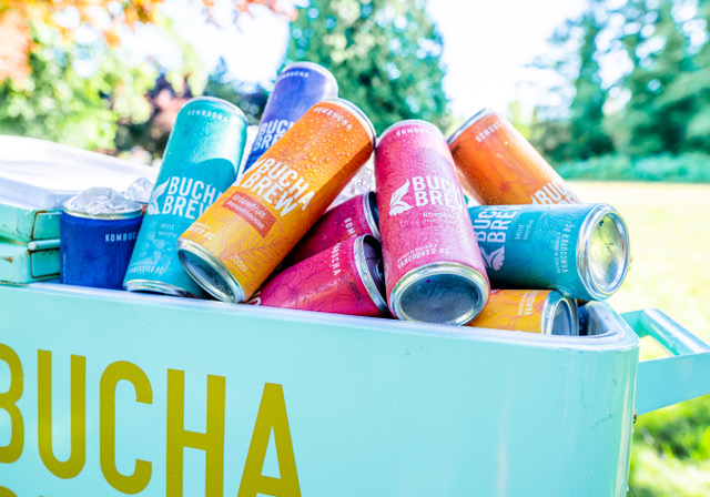 Bucha Brew Products