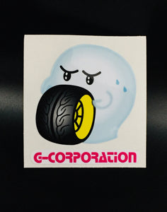 G-Corporation OBAKE Sticker