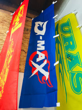 New Authentic D-MAX Nobori flag