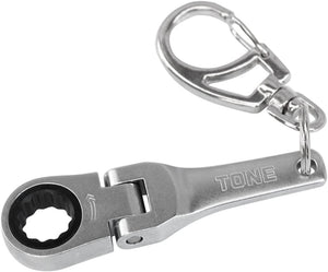 TONE Japan G-004 Swivel Ratchet Key Chain 10mm