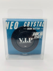 "Neo Crystal HKB ""V.I.P Very Important Person"" Horn Button"