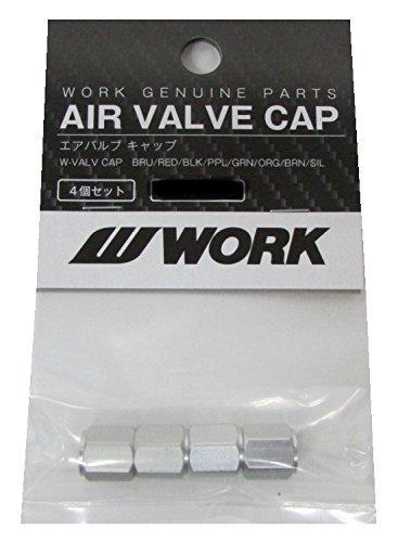 Work Wheels Replacement Valve Stem Caps *option colors*