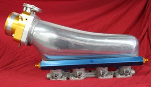 One Of One Vertex SR20DET Intake Manifold With Throttle Body