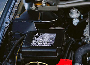 G-Corporation OBAKE Zenki Fuse Box Sticker