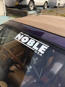 Pro Shop Noble First Edition Sticker