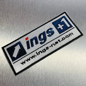 INGS +1 Clothing Patch