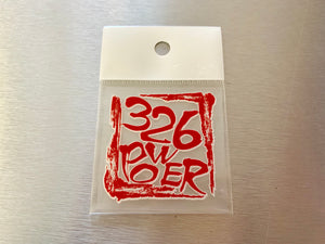 326Power Sticker