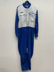 Used Nissan Blue Stage Work Suit ~ 3L