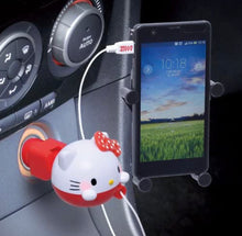 Seiwa Hello Kitty 12v Micro USB Charger