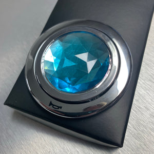 Jewelry Horn Button (Blue)